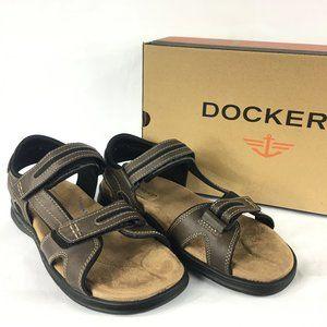 Men's Dockers Memory Foam Sandals 10
